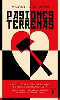 Pasiones Terrenas - Maximiliano Crespi - Taurus