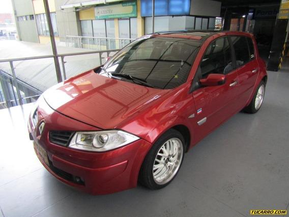 Renault Mégane Ii Megane 2 Hb