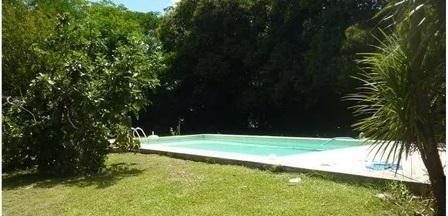 Quinta Con Gran Parque. Y Pileta. Barrio Parque Matheu