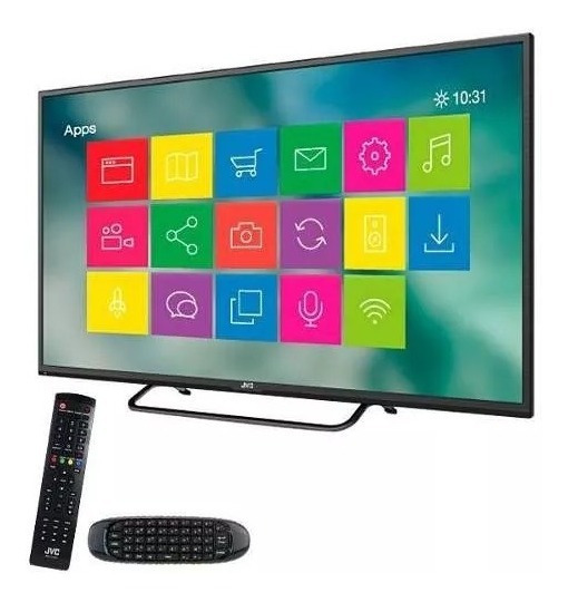 Tv Led Jvc Lt-50kb66 - Fullhd - Hdmi - Smartv - 50