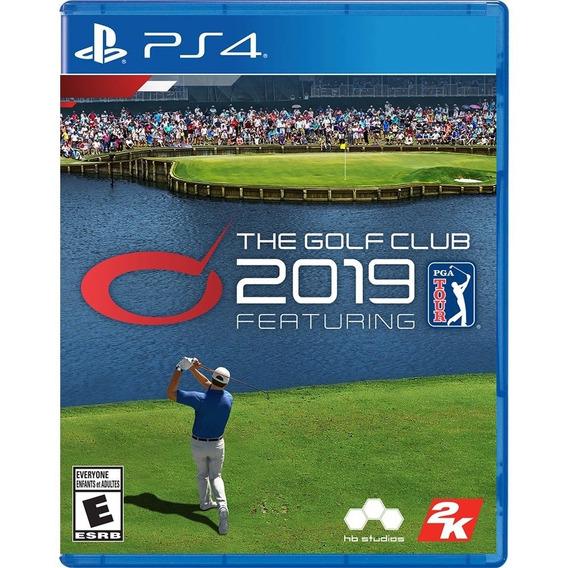 The Golf Club 2019 Ps4 - Midia Fisica Pronto Entrega