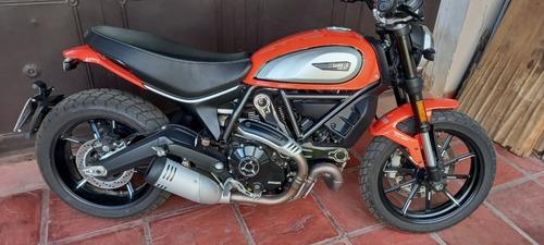 Imagen 1 de 7 de Ducati Scrambler Icon 800