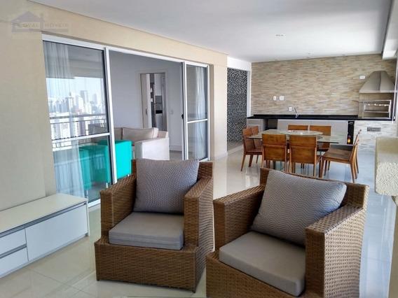 Apartamento Para Aluguel, 4 Dormitórios, Vila Mariana - São Paulo - 7348