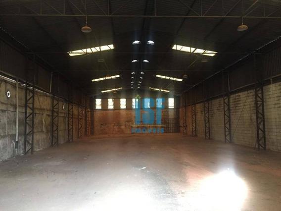 Galpão Para Alugar, 750 M² - Piratininga - Osasco/sp - Ga0439. - Ga0439