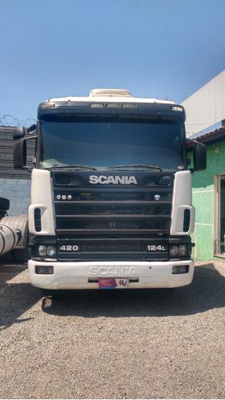 Scania 124 R420 Trucada