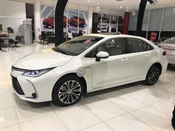 Toyota Corolla Altis Prem 1.8l Hv Ffv Cvt 20/20