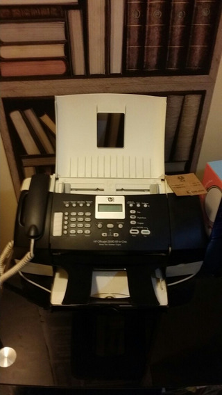 Impressora Multifuncional Hp Office Jet J3680