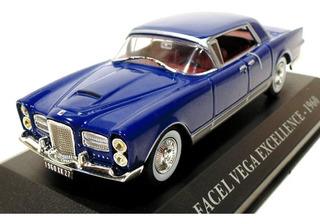 Miniatura Facel Vega Excellence 1960 1/43 Ixo/altaya