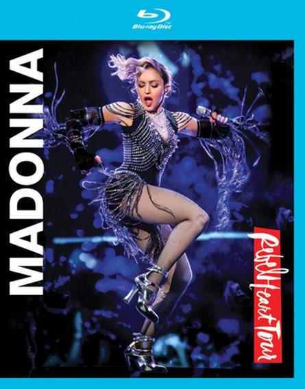 Madonna Rebel Heart Tour Live Blu Ray Importado