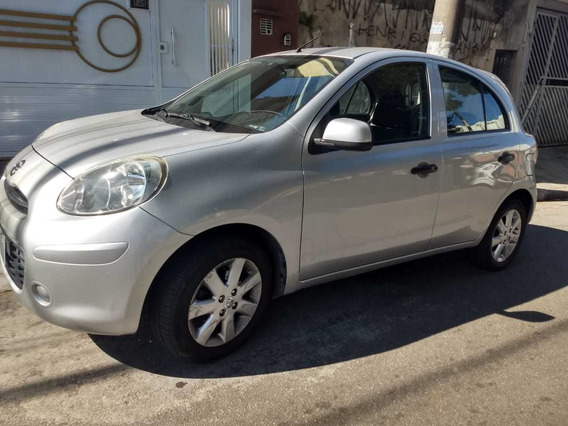 Nissan March 1.0s Completo March