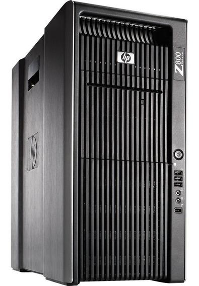 Workstation Hp Z800 2 Proc Xeon Sixcore 48gb + Quadro Fx3800