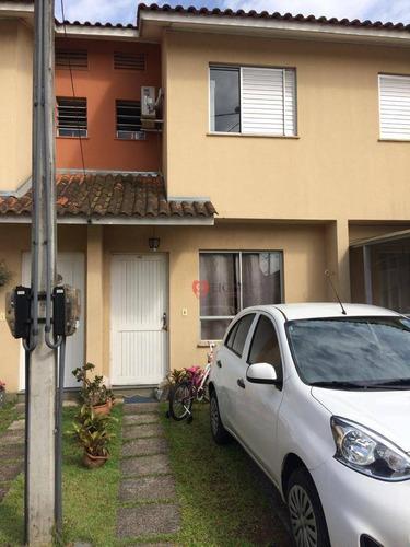 Sobrado Com 2 Dormitórios À Venda, 66 M² Por R$ 145.000,00 - Santa Cruz - Gravataí/rs - So0412