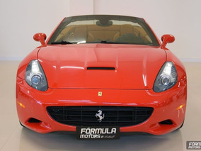 Ferrari Califórnia F1 V8 4.3