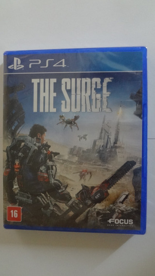 The Surge Ps4 - Mídia Física - Novo E Lacrado