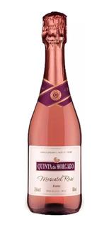 Vinho Espumante Moscatel Rose Q Morgado 660ml