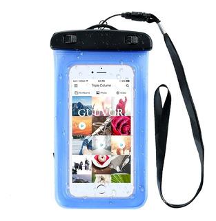 Funda Sumergible Tactil Móvil iPhone Samsung Galaxy Buceo