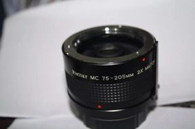 Vivitar Mc 75 - 205mm 2x Matched Multiplier