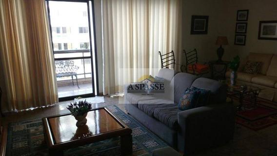 Apartamento Residencial À Venda, Centro, Ribeirão Preto. - Ap0216