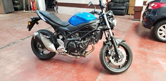 Suzuki Sv 650 2018 0km