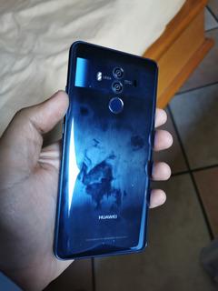 Huawei Mate 10 Pro 6/128gb Azul Metálico Rom Chinesa, Lindo!