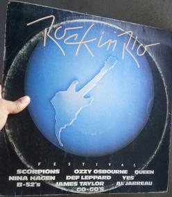 Lp Vinil Rock In Rio Festival (1984) - Internacional