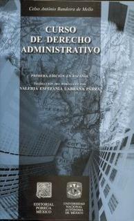Libro S Curso De Derecho Administrativo. Primera Edicio