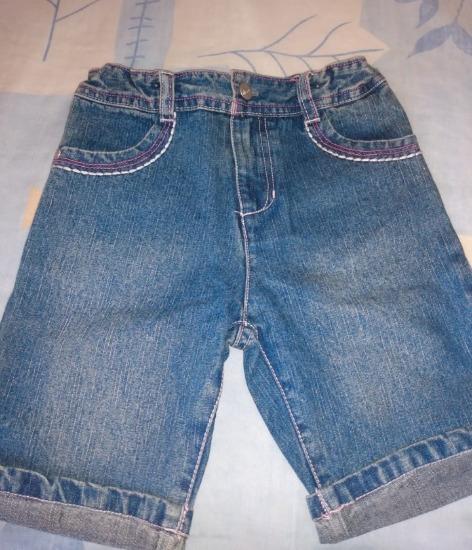 Short Bermuda Blue Jeans Talla 5 Niña Ropa Forever Me