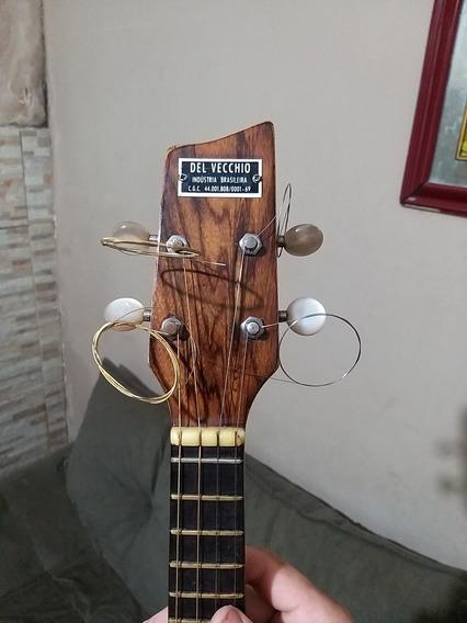 Banjo Del Vecchio Década 80