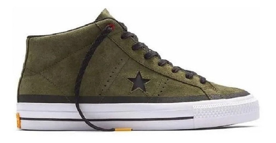 Zapatillas Converse One Star Mid