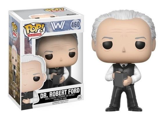Figura Funko Pop! Television Westworld Dr. Robert Ford