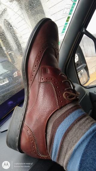 Zapatos De Vestir Legacy 42 Y Medio Mb Estado Y Calce