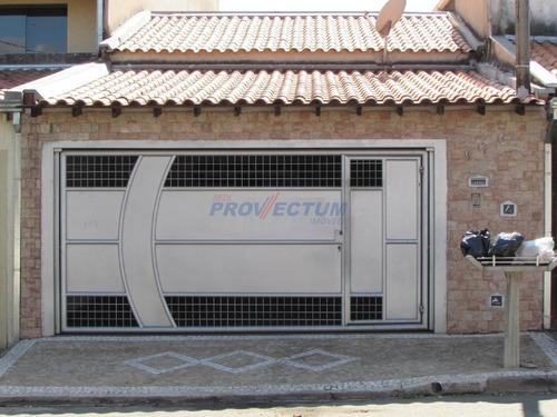 Casa À Venda Em Parque Residencial Jaguari - Ca276169