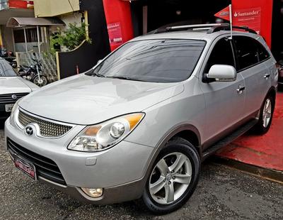 Hyundai Veracruz 3.8 V6 Automático 7 Lugares 2011 Prata