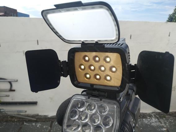 Iluminador Digital De Led (luz De Destaque), C/bat. Extra