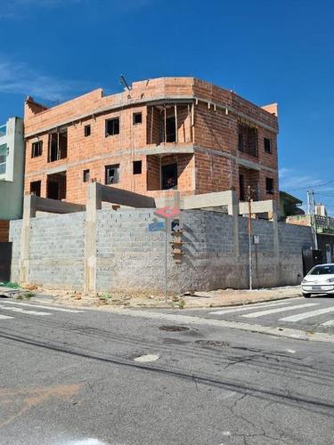 Imagem 1 de 17 de Apartamento À Venda, 2 Quartos, 2 Suítes, 1 Vaga, América - Santo André/sp - 99605