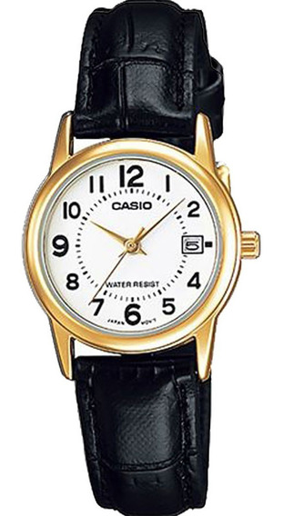 Relógio Casio Collection Feminino Ltp-v002gl-7budf