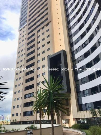 Apartamento Para Venda Em Natal, Candelária - Porto Arena, 3 Dormitórios, 1 Suíte, 3 Banheiros, 2 Vagas - Ap1003-porto Arena