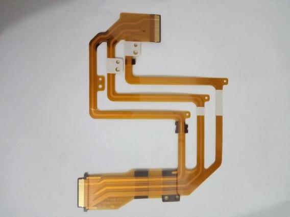 Sony Sx40 Sx 40 Flexivel, Flat, Cable, Flet P/ Lcd Filmadora