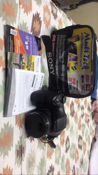 Câmera Digital Sony Semiprofissional