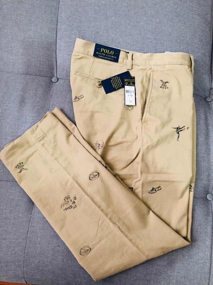 Pantalón Polo Ralph Lauren Original Nuevo 34x32