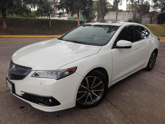 Acura Tlx 4p Advance 3.5l Ta Gps Ra-18