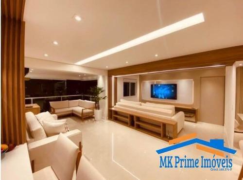 Imagem 1 de 11 de Lindo Apartamento No Resort Bethaville 2 Dorms 105m² - Barueri - 2225