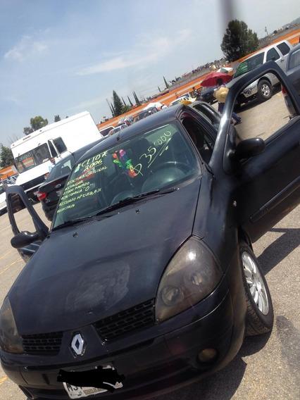 Renault Clio 1.6 Expression Mt 2006
