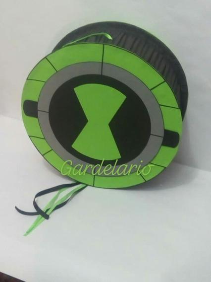 Piñata Ben 10 Reloj Omnitrix