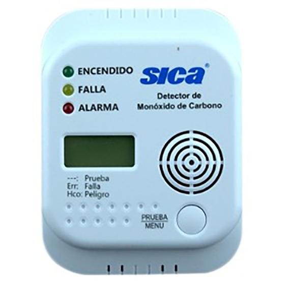 Detector De Monoxido De Carbono Sica R