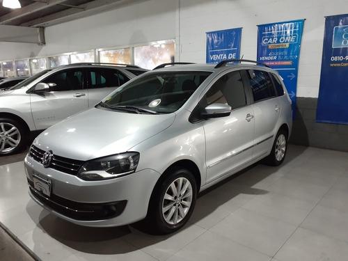 Volkswagen Suran 1.6 Highline 101 Cv 2012 Dg