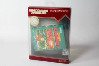 The Legend Of Zelda / Zelda No Densetsu Famicom Mini Gba Cib
