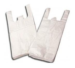 Bolsas Plásticas Con Asa 2, 3, 5, 10, 15, 20, 25, 30 Kg