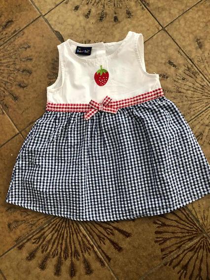 Vestidos Beba 12 Meses 2x1 Usados. Feria Americana
