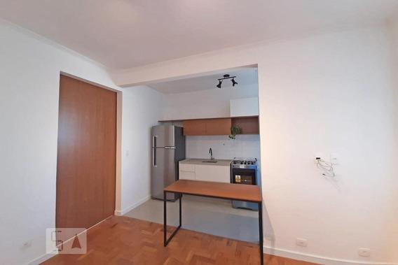 Apartamento Para Aluguel - Bela Vista, 1 Quarto, 37 - 893053721